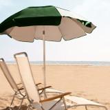 Solar Lifeguard Umbrella - 6.5'
