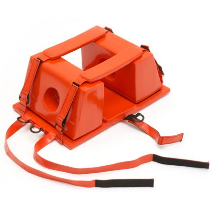Lifeguard Head Immobilizer - Orange