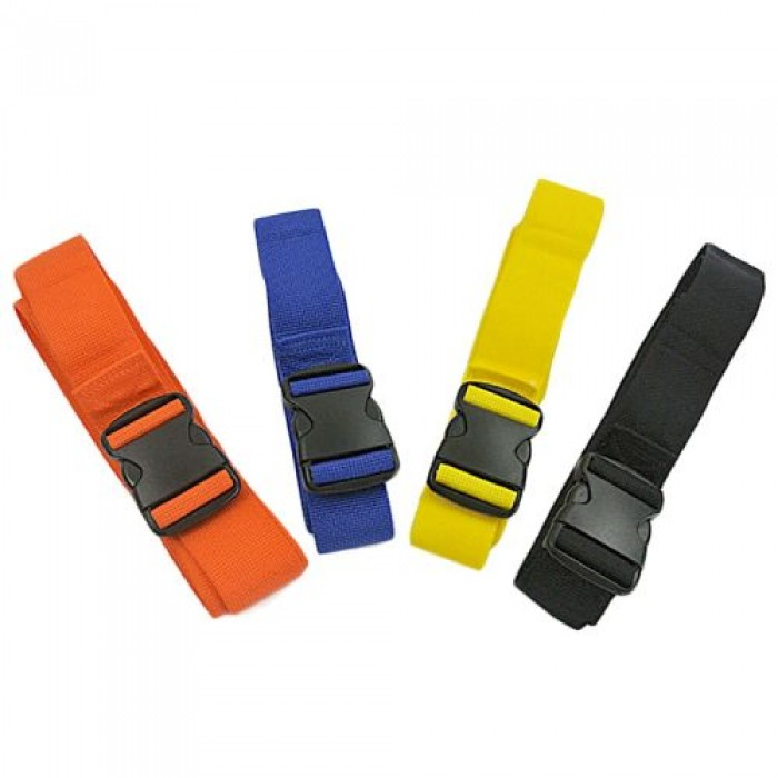 Lifeguard Spineboard Straps - Color Coded