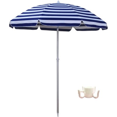 Lifeguard Beach Umbrella - 6.5'