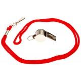 Lifeguard Metal Whistle + Lanyard
