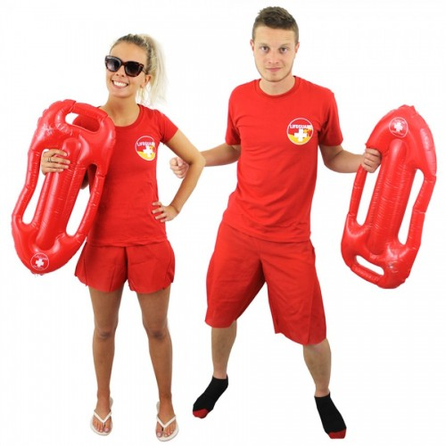 The Perfect Lifeguard Outfit or Costume