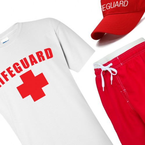 LIFEGUARD OUTFITS