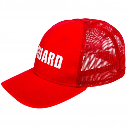 Lifeguard Trucker Hat