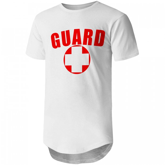 Lifeguard Hipster T-Shirt