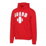 Red Lifeguard Hoodie