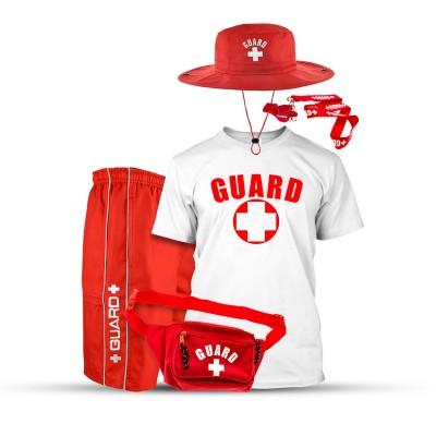 Mens Premium Lifeguard Outfit