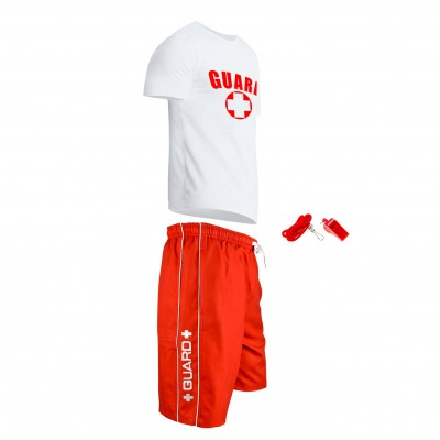 Mens Standard Lifeguard Outfit