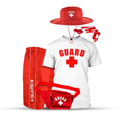 Mens Premium Lifeguard Outfit