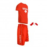 Mens Standard Lifeguard Outfit