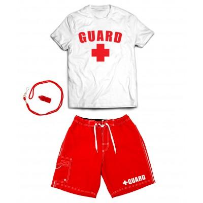 Standard Lifeguard Outfit