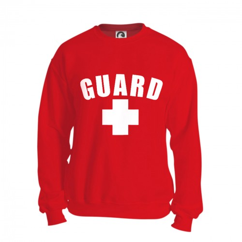 Lifeguard Crew Neck Sweatshirt