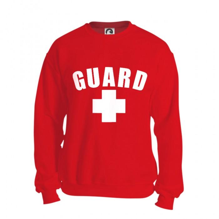Lifeguard Crew Neck Sweatshirt