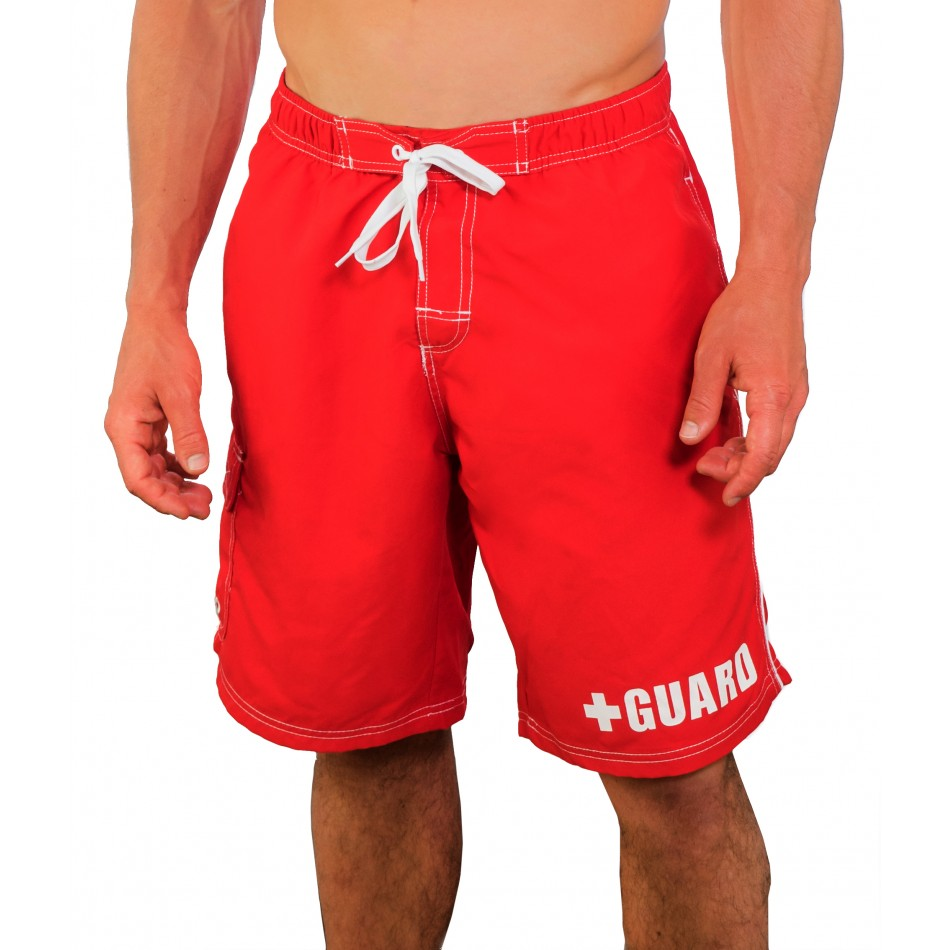 97bd7135b7 Lifeguard Swim Trunks