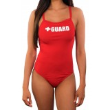 Lifeguard Swimsuit 1pc