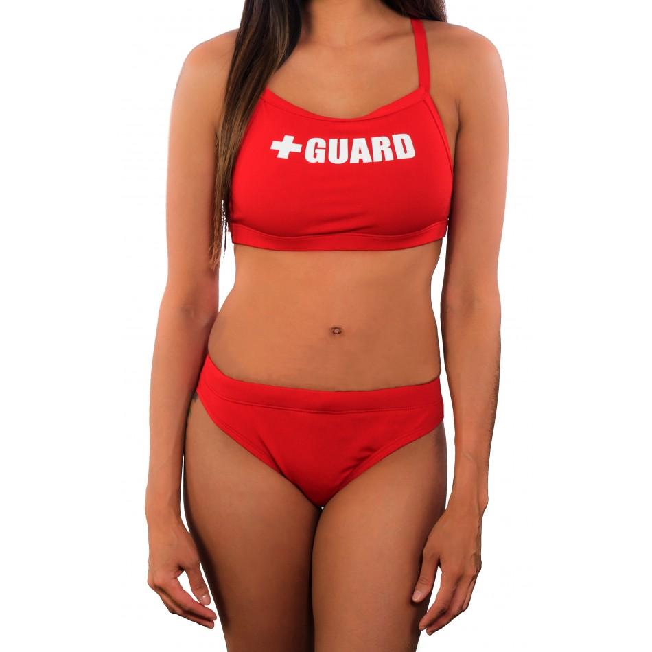 Junior high bikini model