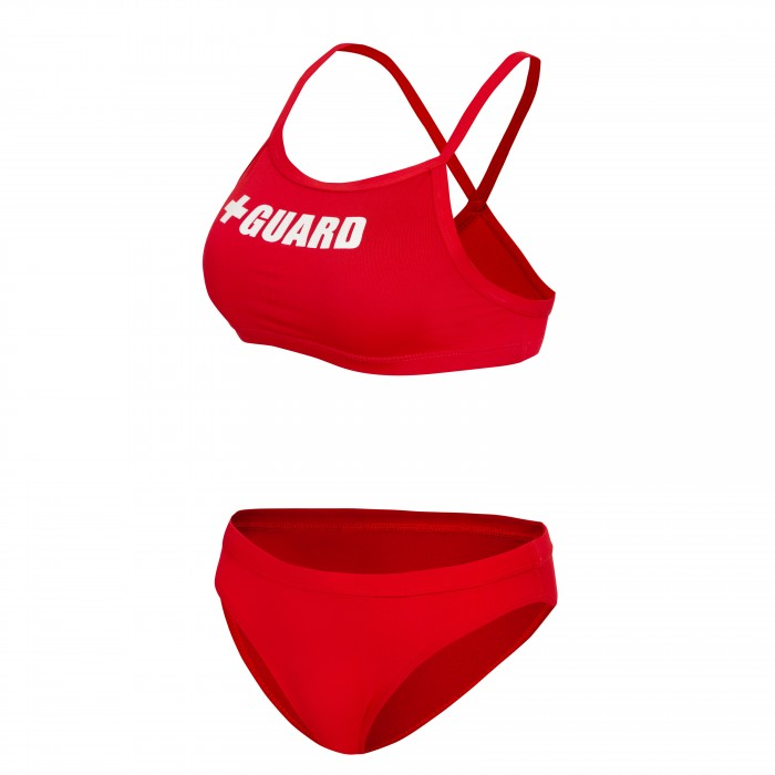 Lifeguard Swimsuit 2pc