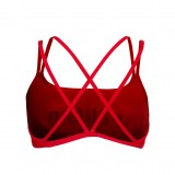 Lifeguard Swimsuit Double Cross Top