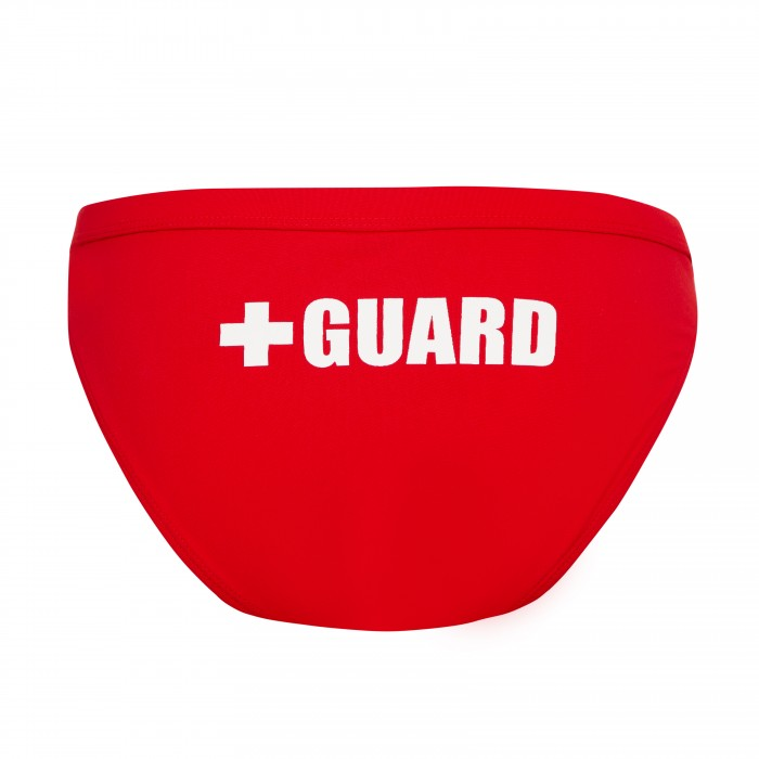 Lifeguard Swimsuit Hipster Bottom