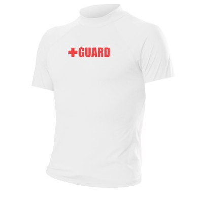 Lifeguard Rashguard Short Sleeve