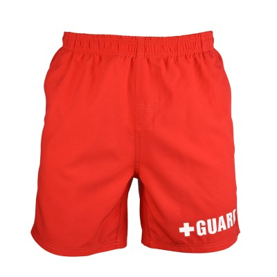 Lifeguard Volley Swim Trunks