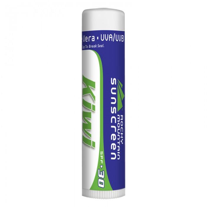 Lifeguard Sunscreen Kiwi Lip Balm SPF 30