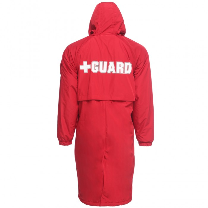 Lifeguard Swim Parka Unisex