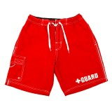 Lifeguard Swim Trunks